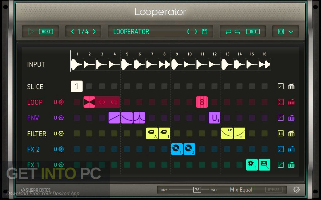 Sugar Bytes - Looperator VST Free Download