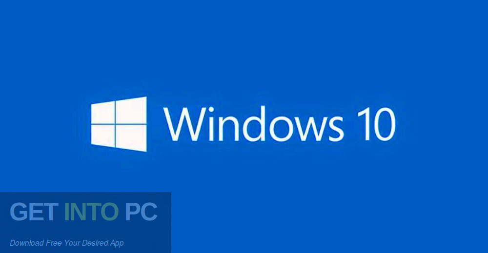 Windows 10 Enterprise 1903 Update June 2019 Free Download-GetintoPC.com