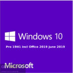 Windows 10 Pro 19H1 incl Office 2019 June 2019 Download