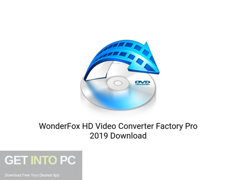 [PCソフト] WonderFox HD Video Converter Factory Pro 2019