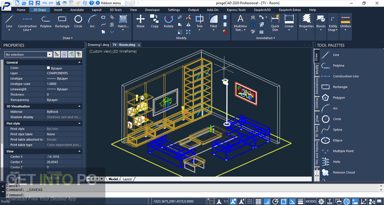 progeCAD 2020 Professional Direct Link Download-GetintoPC.com
