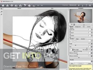 AKVIS Sketch Plugin for Photoshop Free Download-GetintoPC.com