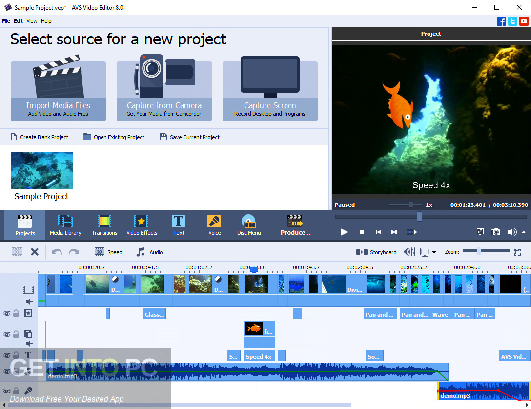 AVS Video Editor 2020 Direct Link Download
