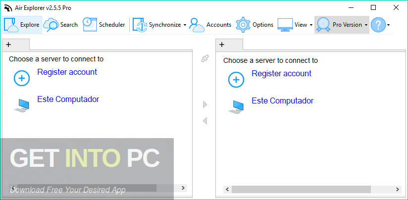 Air Explorer Pro 2019 Latest Version Download-GetintoPC.com