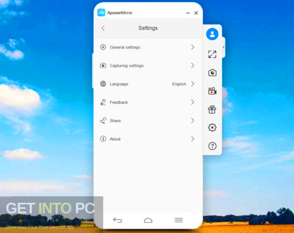 ApowerMirror 2019 Latest Version Download-GetintoPC.com