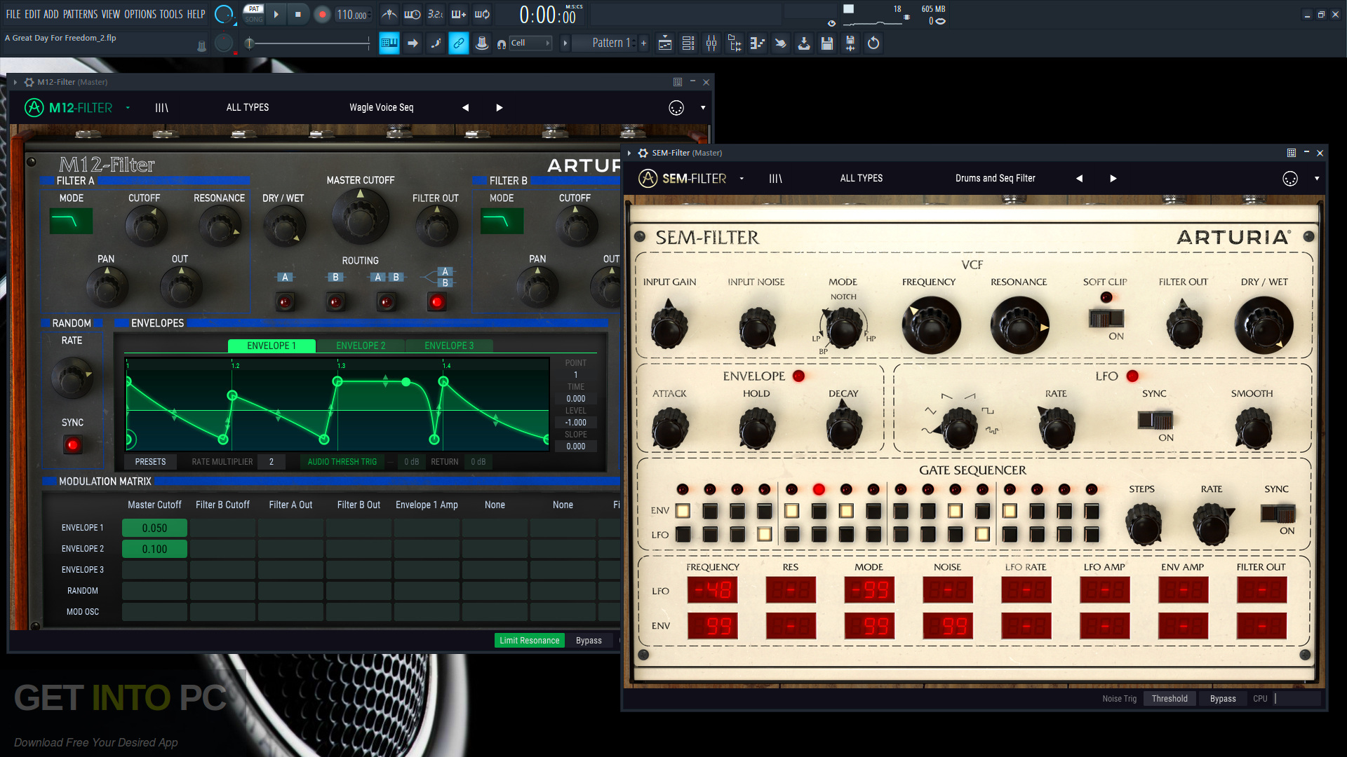 Arturia - 3 Preamps & Filters VST Direct Link Download-GetintoPC.com