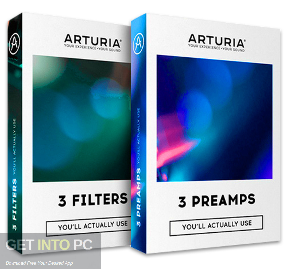 Arturia - 3 Preamps & Filters VST Free Download-GetintoPC.com