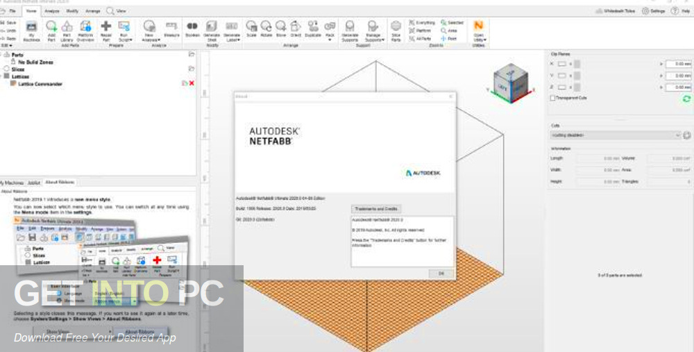 Autodesk Netfabb Ultimate 2021 Offline Installer Download