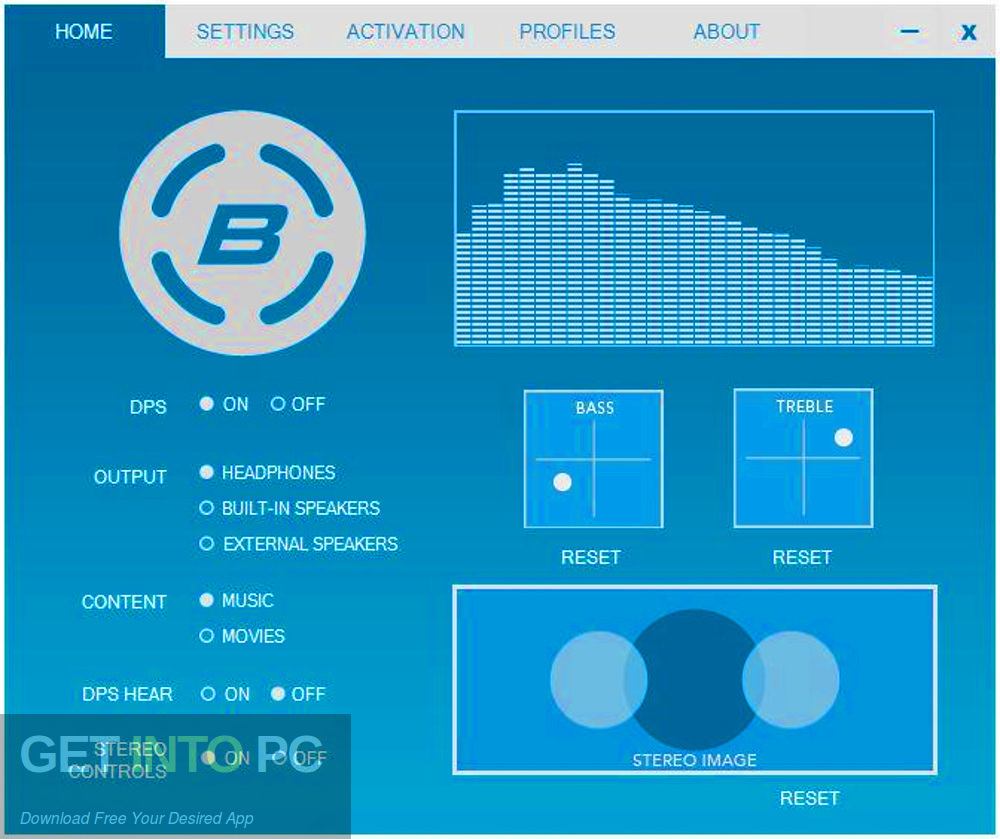 Bongiovi Acoustics DPS Audio Enhancer 2020 Latest Version Download