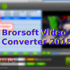 Brorsoft Video Converter 2015 Free Download-GetintoPC.com