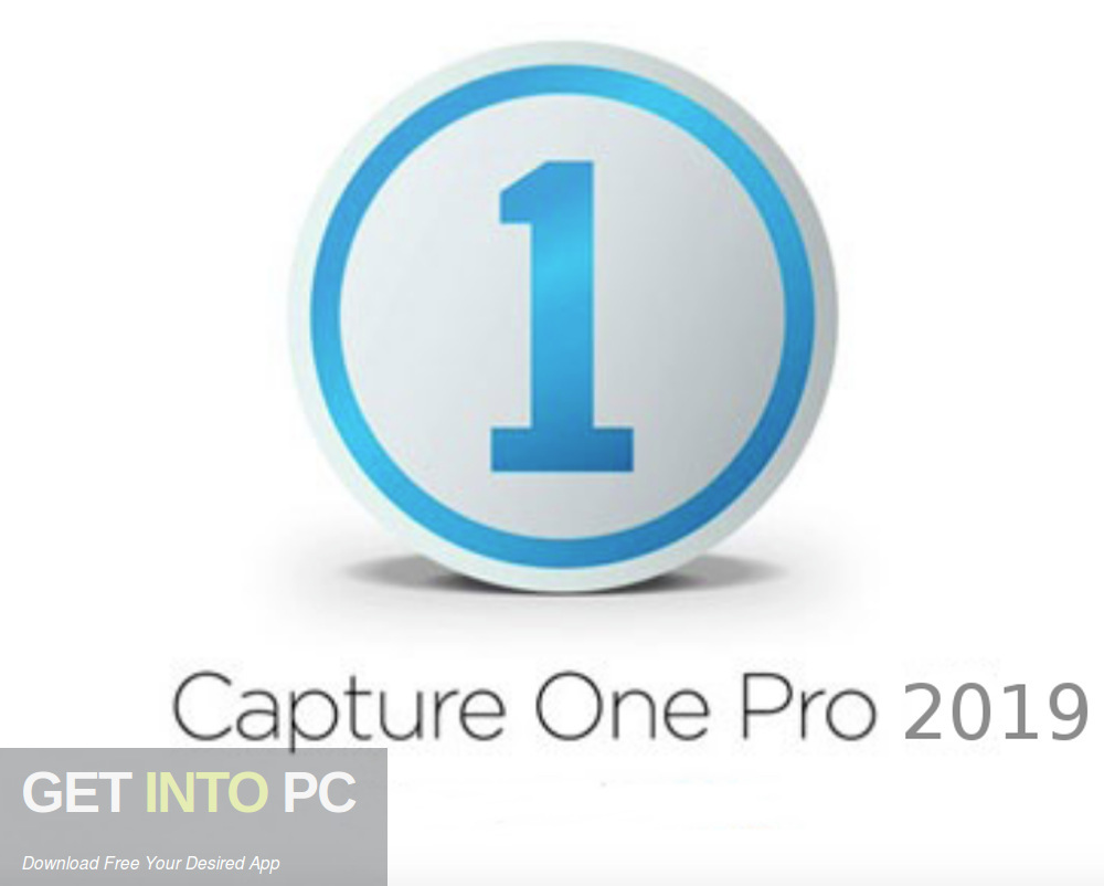 Capture One Pro 2019 Free Download-GetintoPC.com