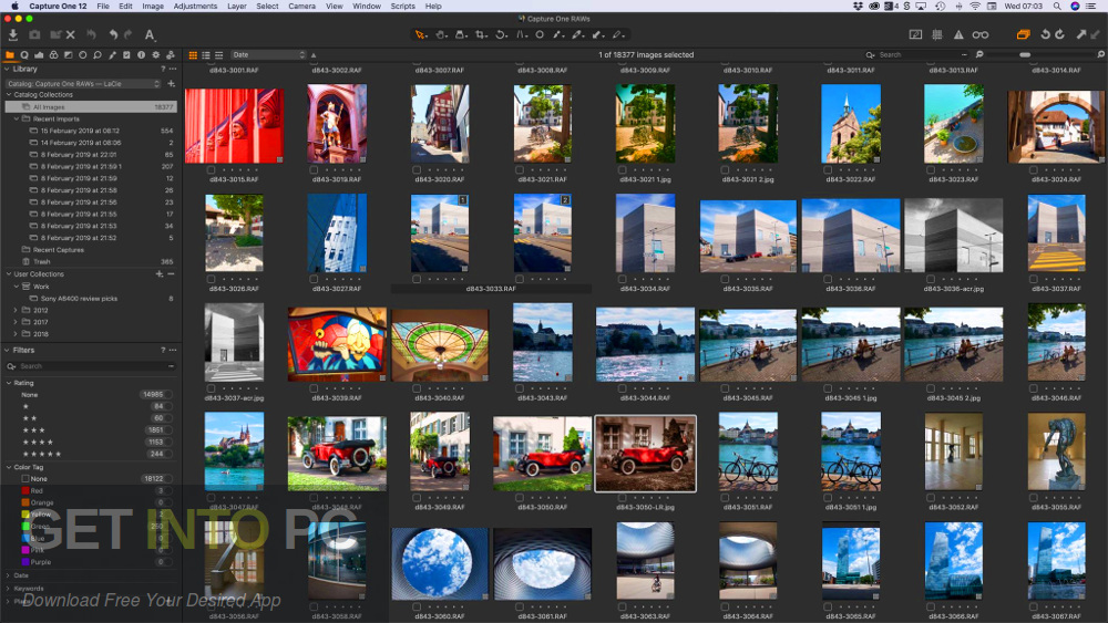 Capture One Pro 2019 Offline Installer Download-GetintoPC.com