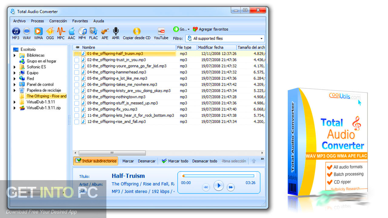 CoolUtils Total Audio Converter 2019 Latest Version Download-GetintoPC.com