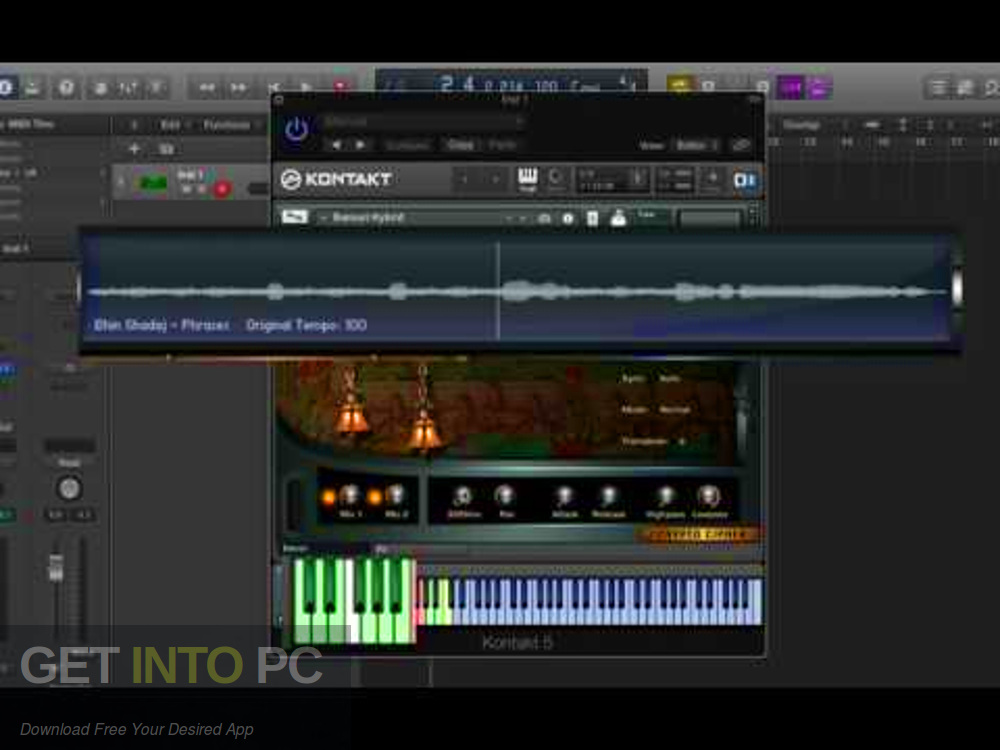 Cryptocipher - Voices Of Ancient India (KONTAKT) Direct Link Download-GetintoPC.com