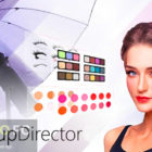 CyberLink MakeupDirector Deluxe 2018 Free Download-GetintoPC.com