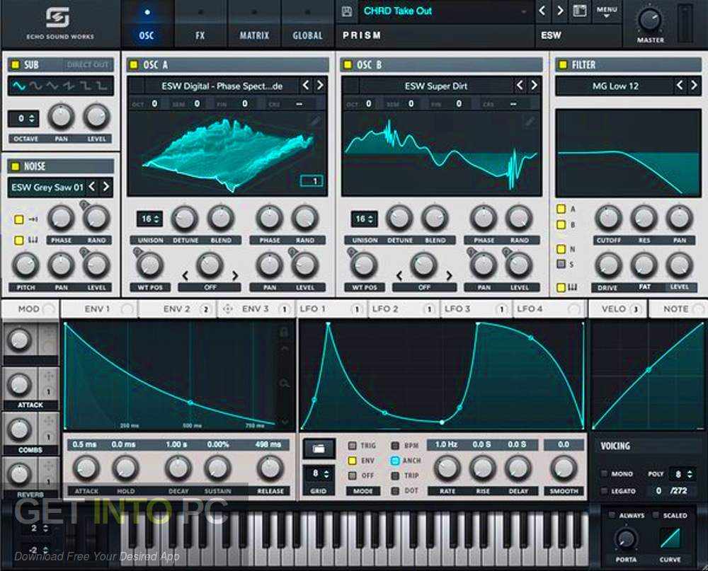 Echo Sound Works - Sphere (SERUM) Offline Installer Download-GetintoPC.com