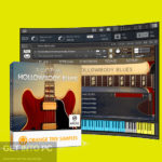 Evolution Hollowbody Blues (KONTAKT) Free Download