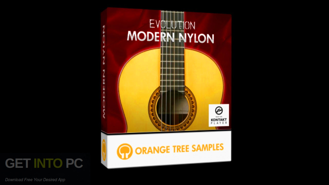 Evolution Modern Nylon (KONTAKT) Free Download-GetintoPC.com