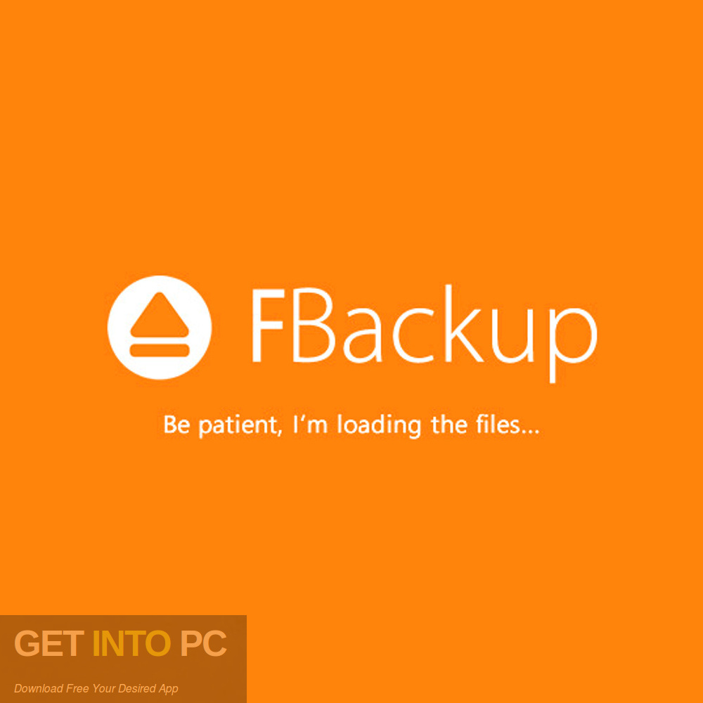 FBackup 2019 v8.1 Free Download-GetintoPC.com