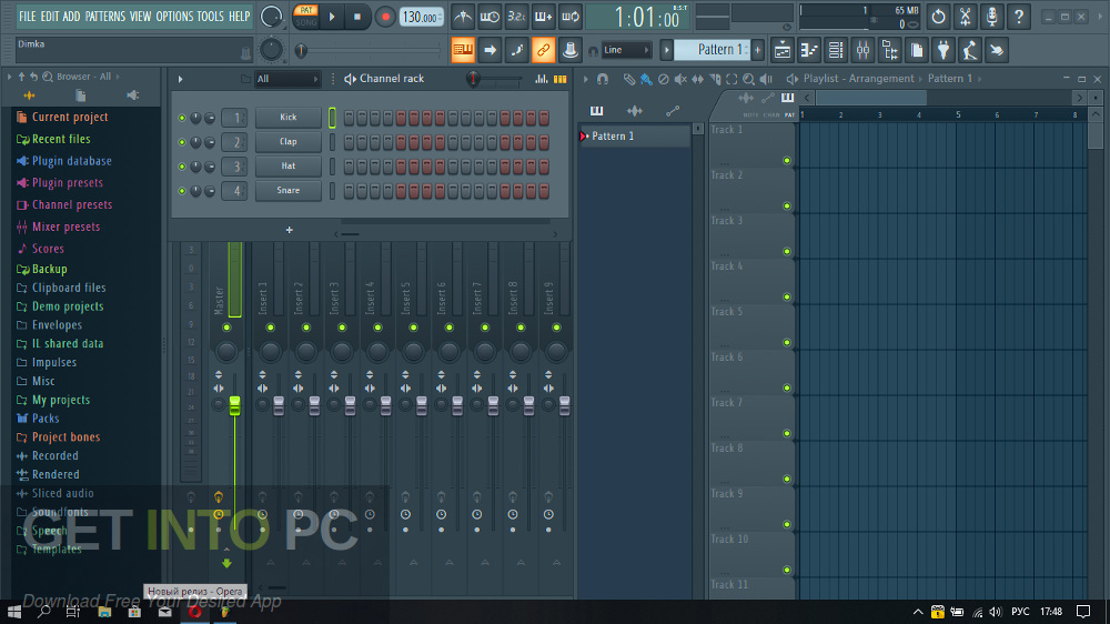 FL Studio Producer Edition + Signature Bundle v20.5 Direct Link Download-GetintoPC.com