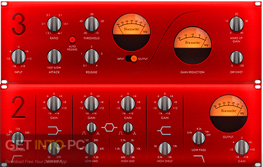 Focusrite - Scarlett Plug-in Suite VST Offline Installer Download-GetintoPC.com