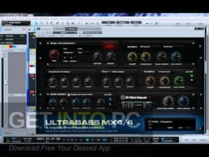 G-Sonique Ultrabass MX4 VST Direct Link Download-GetintoPC.com