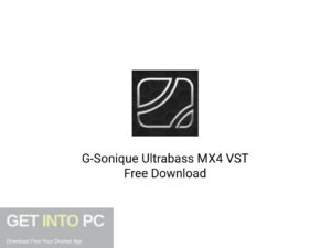G-Sonique Ultrabass MX4 VST Latest Version Download-GetintoPC.com