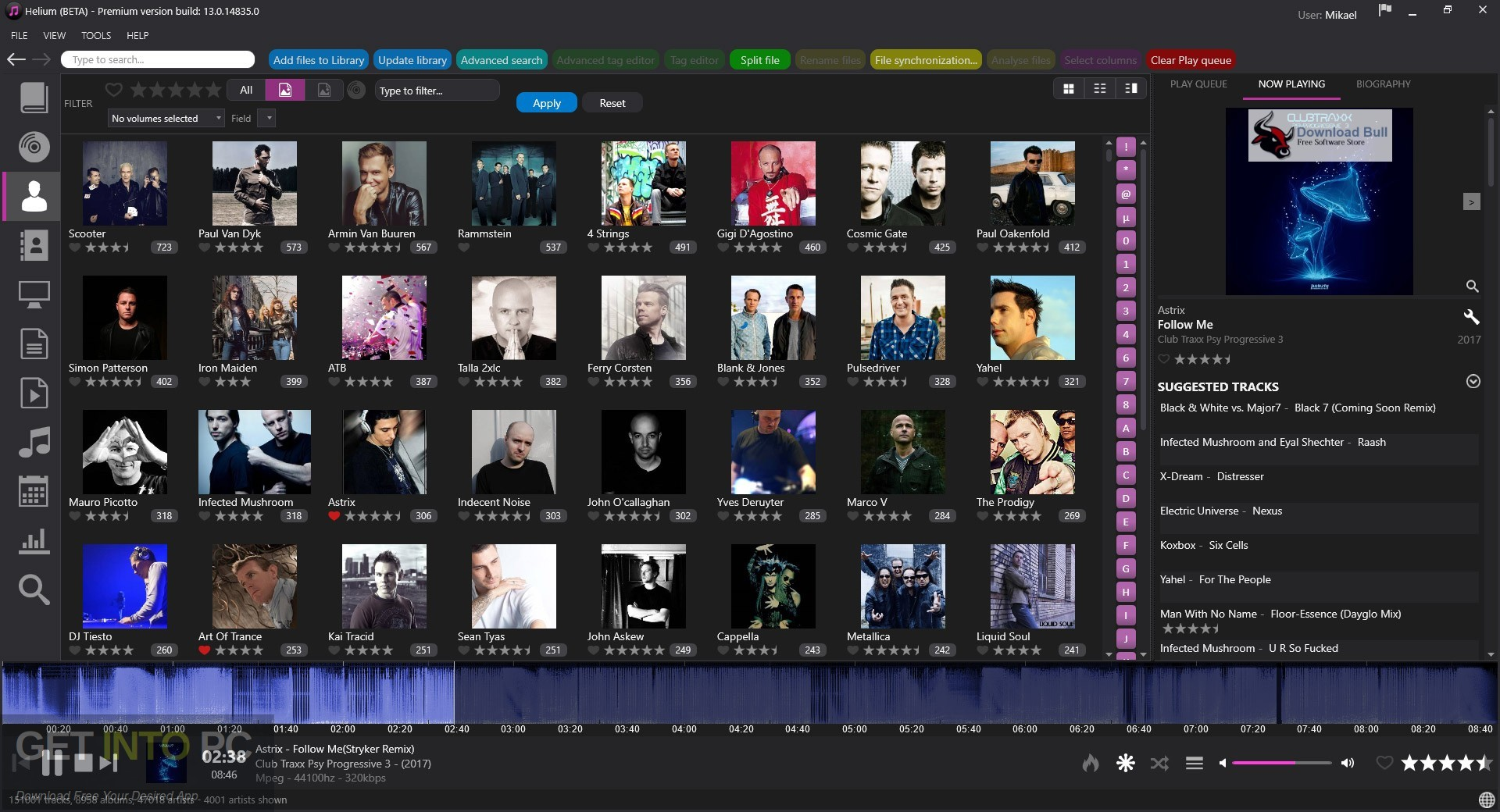 Helium Music Manager 2020 Offline Installer Download