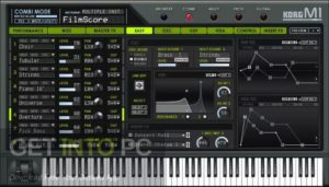 KORG M1 VST Free Download-GetintoPC.com
