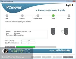 Laplink PCmover Professional 2019 Direct Link Download-GetintoPC.com