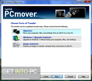 Laplink PCmover Professional 2019 Offline Installer Download-GetintoPC.com