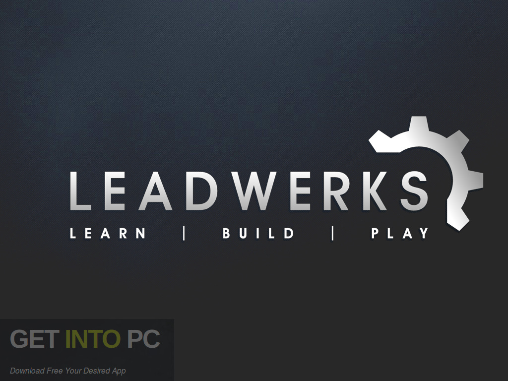 Leadwerks Engine SDK 2010 Free Download-GetintoPC.com