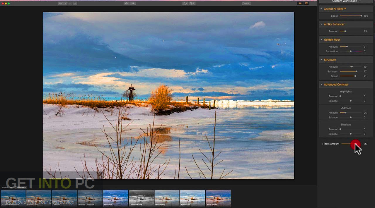 Luminar Flex 2019 Latest Version Download-GetintoPC.com