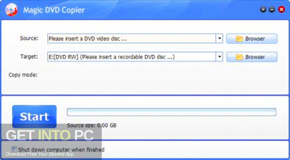 Magic DVD Copier 2019 Offline Installer Download-GetintoPC.com