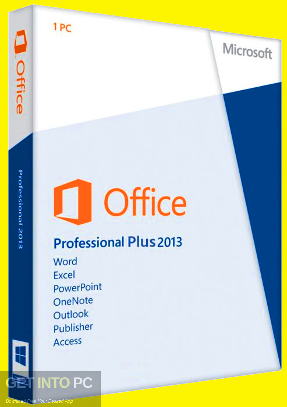 Office 2013 Pro Plus SP1 Updated July 2019 Free Download-GetintoPC.com