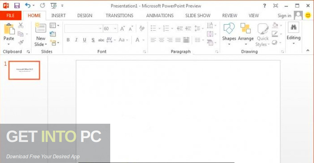 Office 2013 Pro Plus SP1 Updated July 2019 Offline Installer Download-GetintoPC.com