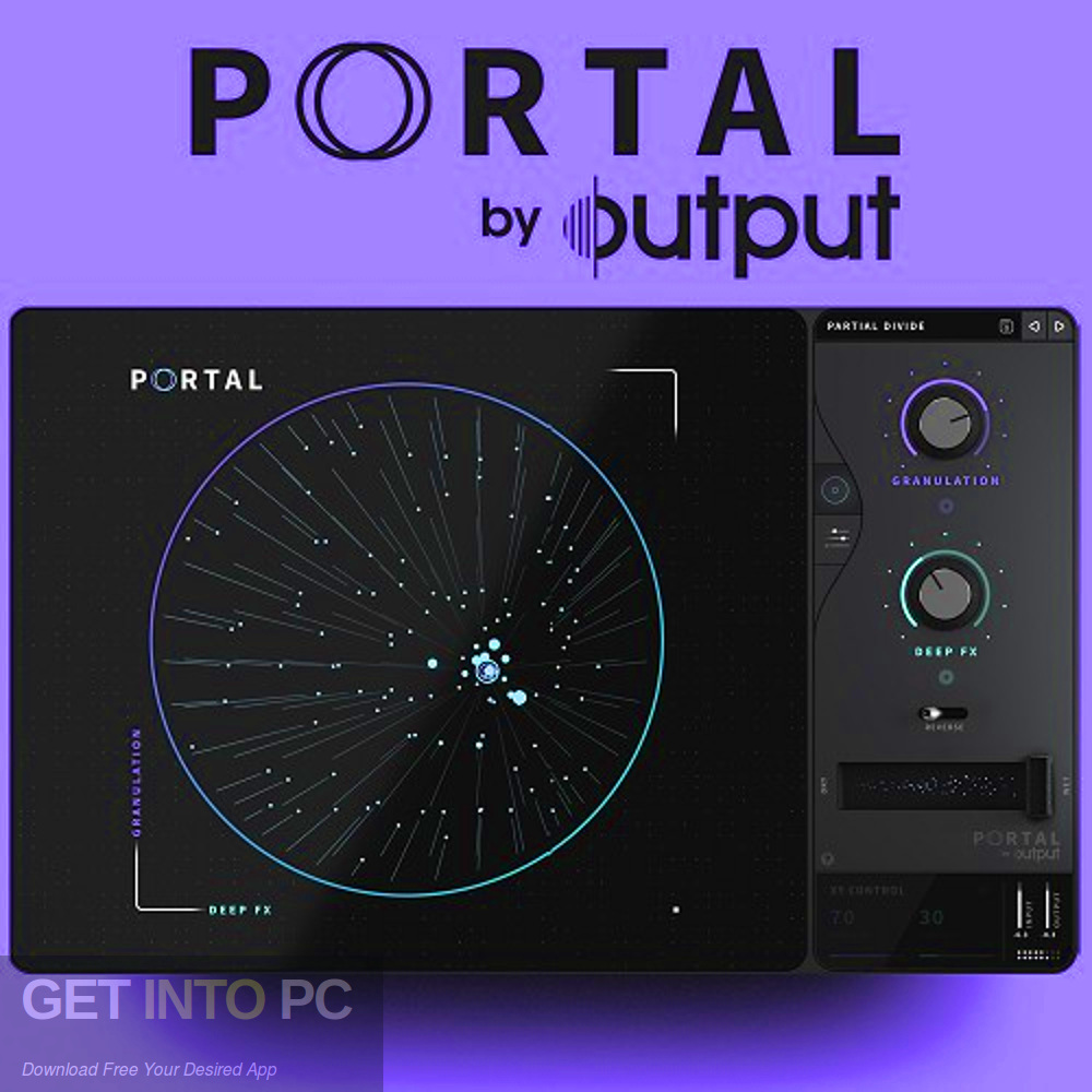 Output - Portal VST Free Download-GetintoPC.com