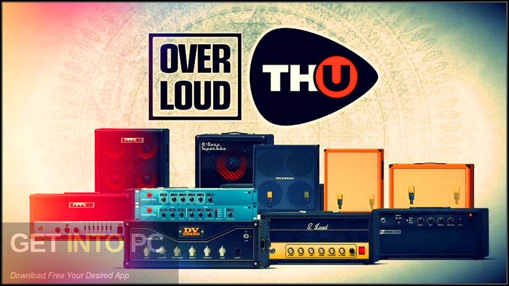 Overloud - TH-U Complete VST Free Download-GetintoPC.com