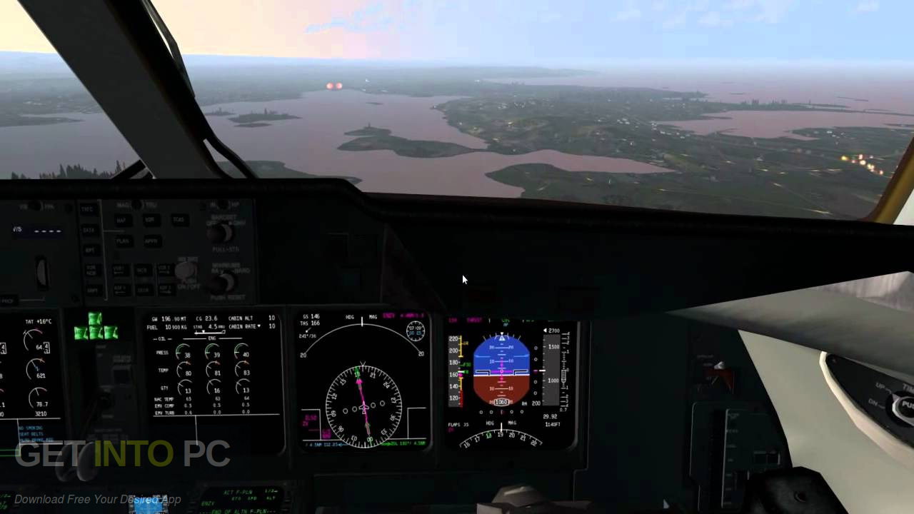 PMDG MD-11 for Flight Simulator Offline Installer Download-GetintoPC.com