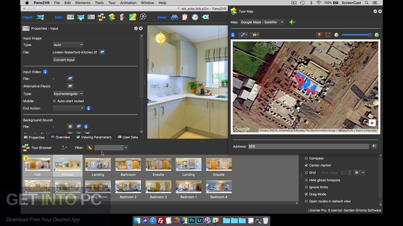 Pano2VR Pro 2019 Direct Link Download-GetintoPC.com