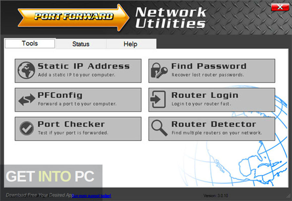 PortForward Network Utilities Pro 2019 Latest Version Download-GetintoPC.com