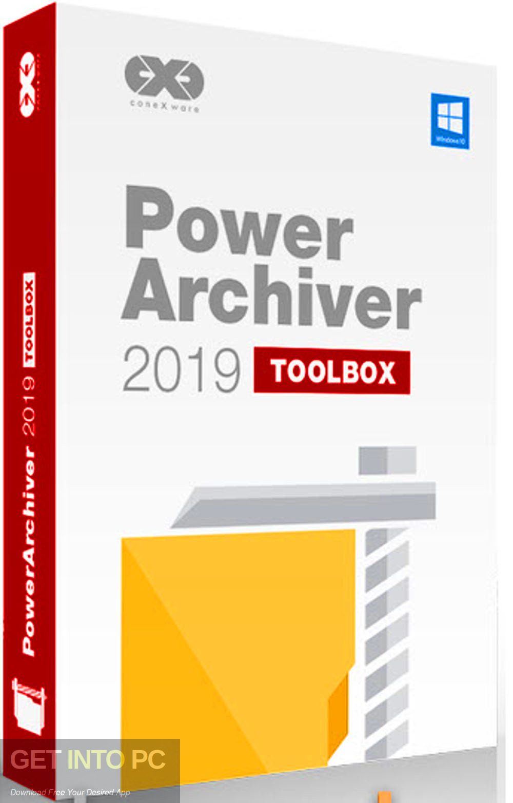 PowerArchiver 2019 Free Download-GetintoPC.com