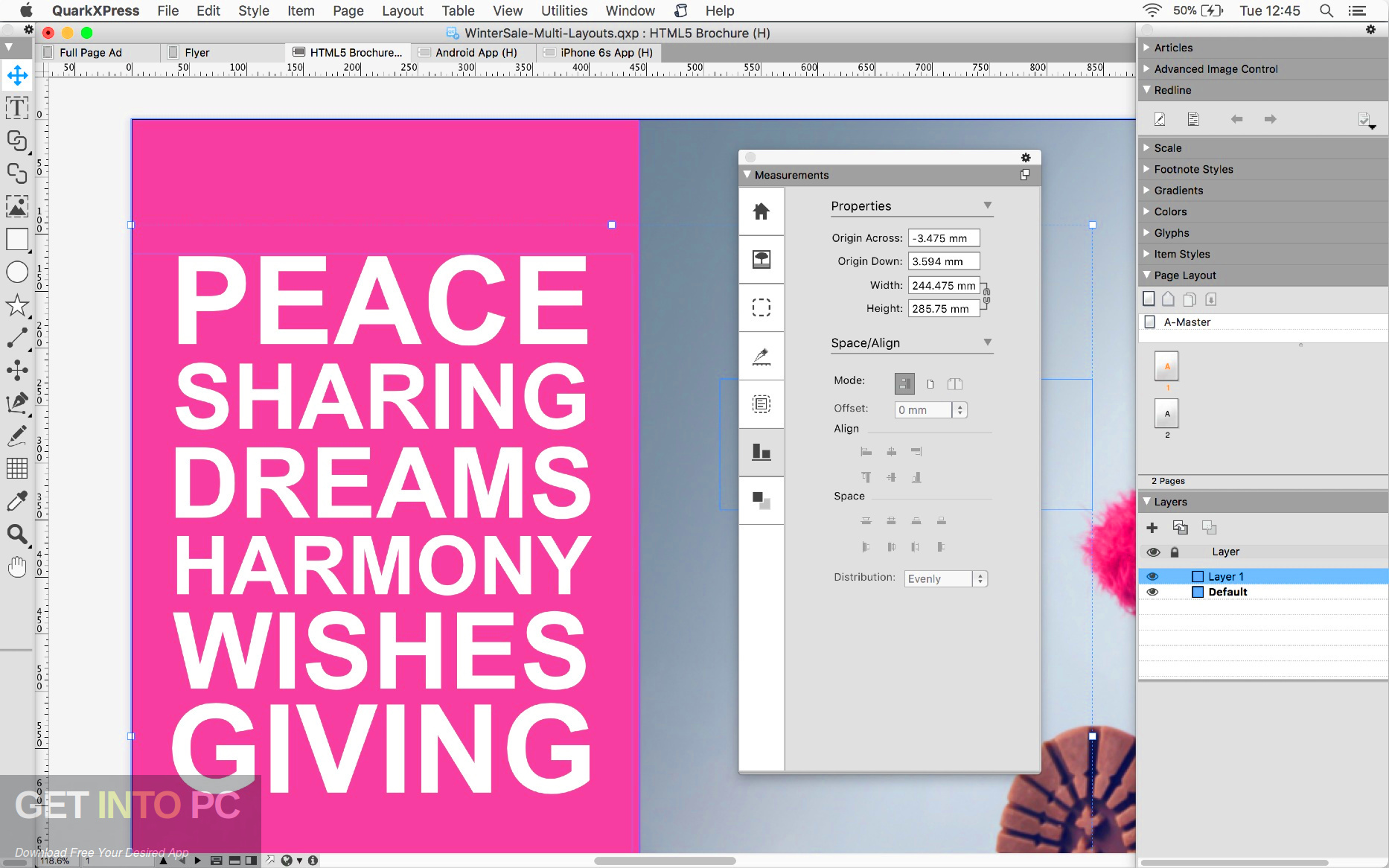 QuarkXPress 2019 Offline Installer Download-GetintoPC.com