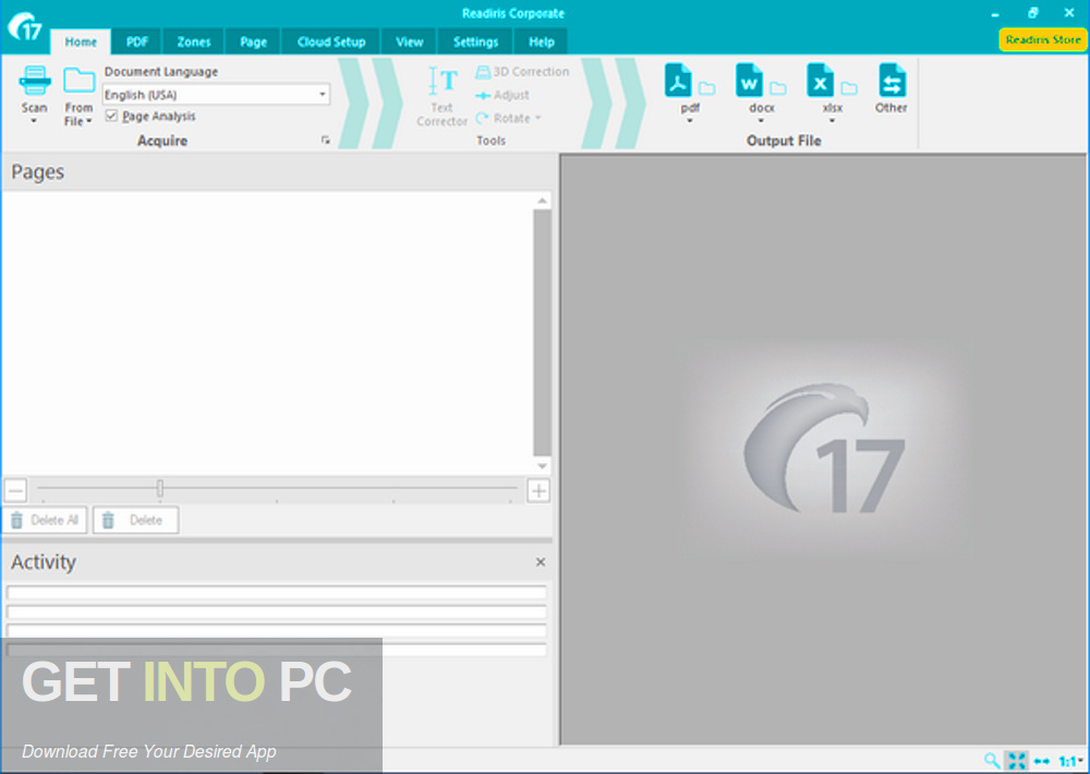 Readiris Corporate 17.2 Latest Version Download-GetintoPC.com