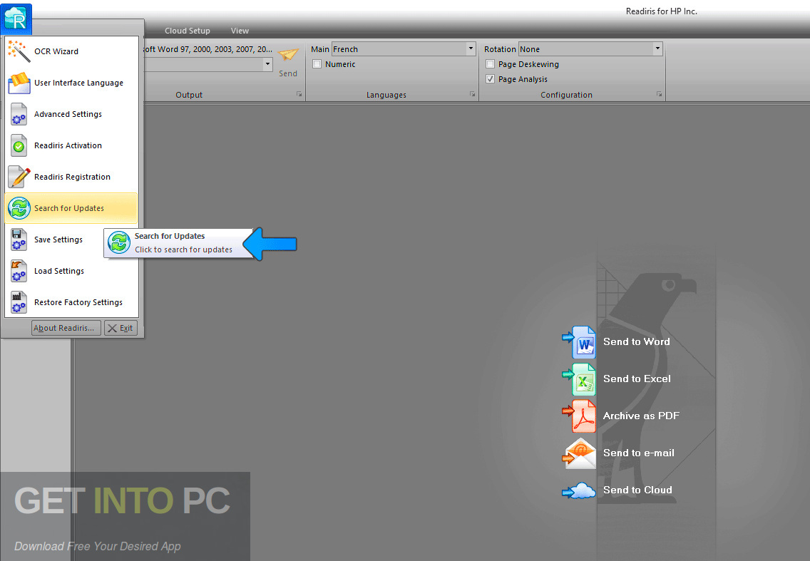 Readiris Corporate 17.2 Offline Installer Download-GetintoPC.com