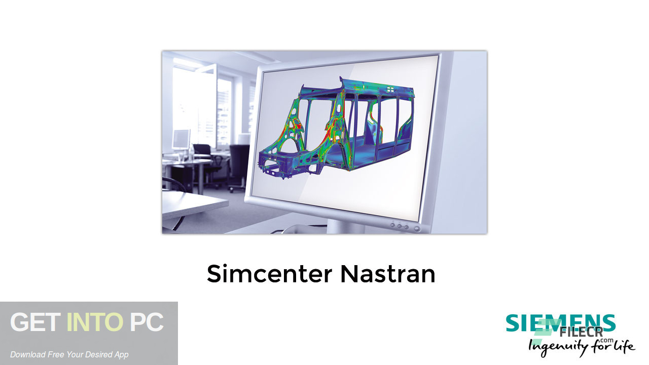 Siemens Simcenter Nastran 2019 Free Download-GetintoPC.com
