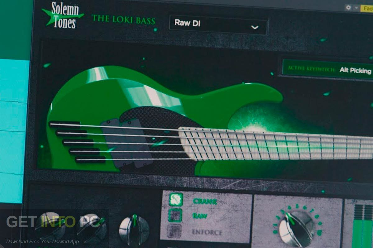 Solemn Tones - The Loki Bass for Mac Direct Link Download-GetintoPC.com
