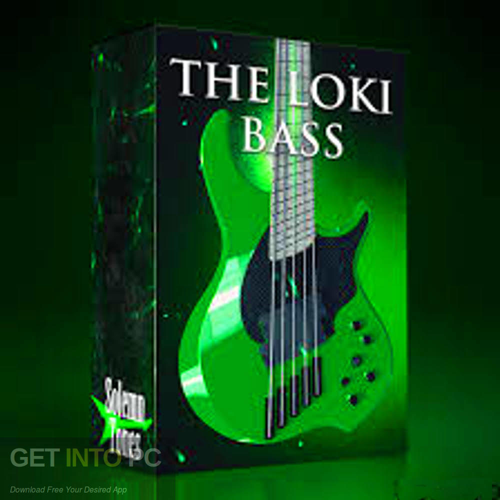 Solemn Tones - The Loki Bass VST Free Download