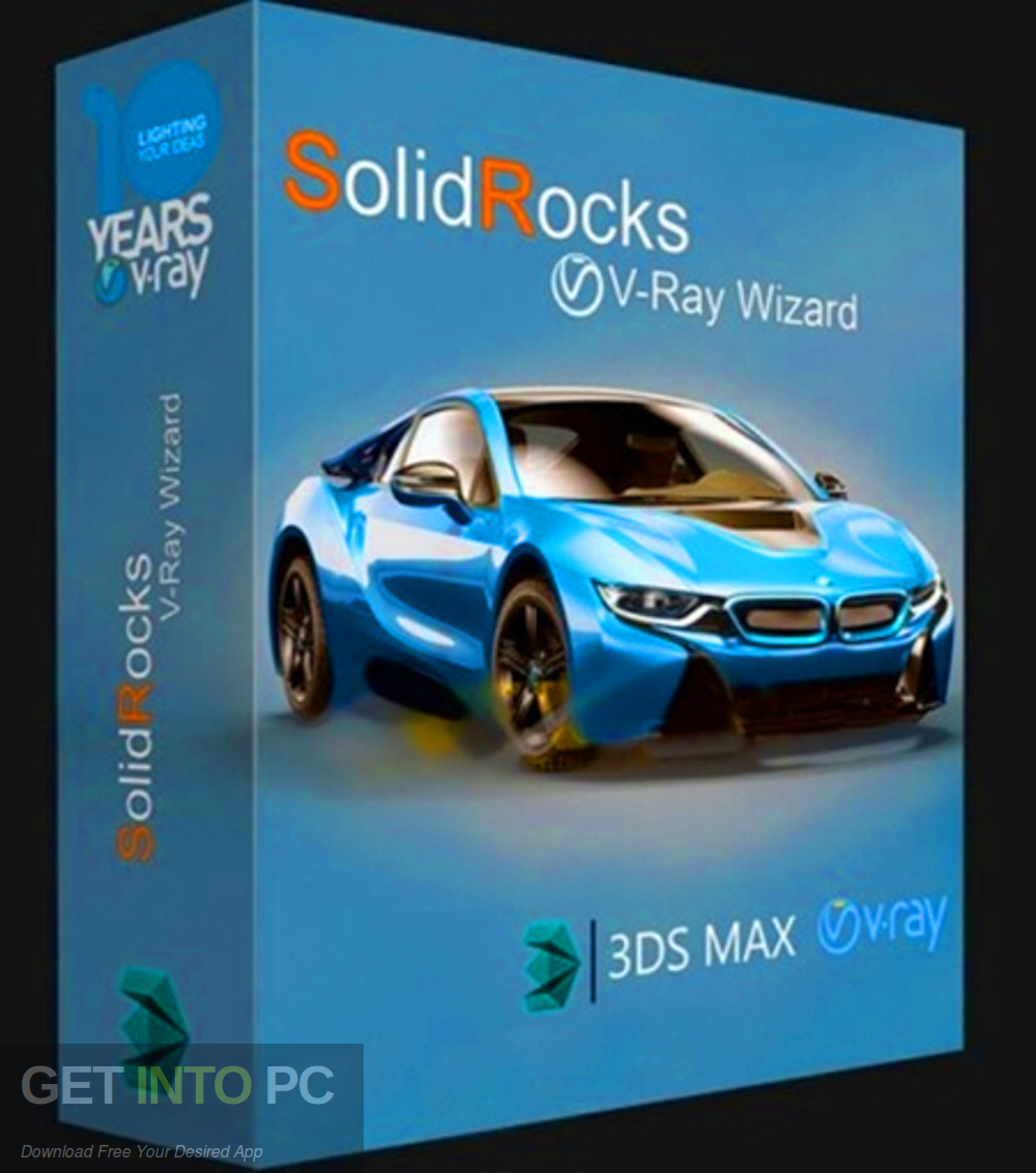 SolidRocks for 3ds Max 2010 - 2016 Free Download-GetintoPC.com