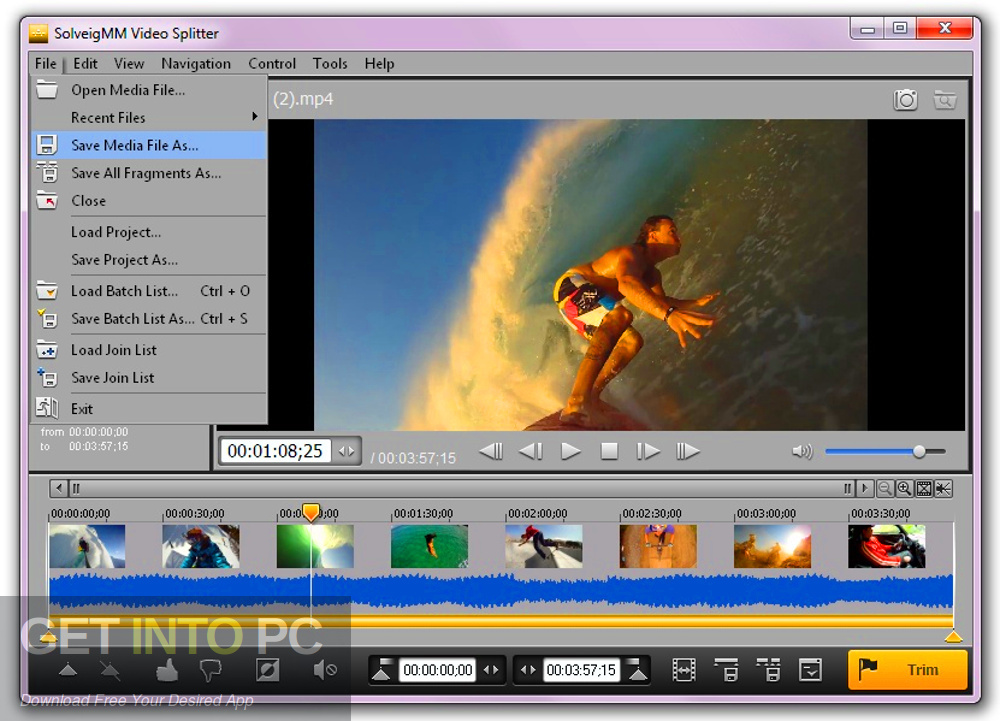 SolveigMM Video Splitter 2019 Latest Version Download-GetintoPC.com
